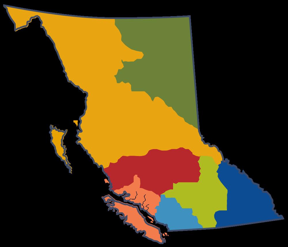 BC Regions